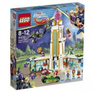 Конструктор ЛЕГО Супер Хироу Гърлс - Гимназия за супергерои, LEGO DC Super Hero Girls, 41232
