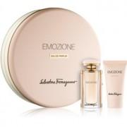 Salvatore Ferragamo Emozione lote de regalo IV. eau de parfum 30 ml + bálsamo corporal  50 ml