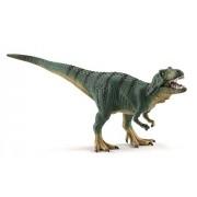 Schleich Tyrannosaurus Rex Juvenile Figurine Toy, Multicolor