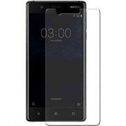 Wildfab Hammer Proof Flexiable Glass Guard Impossible Screen Protector Screen Guard (Better than Tempered Glass) for Nokia 3.1