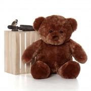 3 Feet Fat and Huge Brown Teddy Bear
