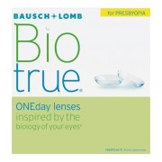 Bausch+Lomb Biotrue ONEday for Presbyopia - 90 Tageslinsen