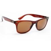 LAWMAN PG3 Wayfarer Sunglasses(Orange)