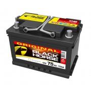Akumulator za automobil Black Horse 75 Ah L+