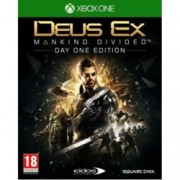 Deus Ex: Mankind Divided Day 1 Edition, за Xbox One