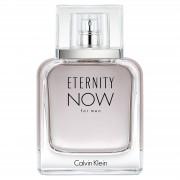 Calvin Klein Eau de Toilette Eternity Now para Homem da - 50ml
