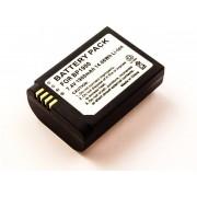 Battery similar SAMSUNG ED-BP1900, Li-ion, 7,4V, 1900mAh, 14,1Wh