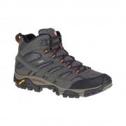 Merrell Shoes Moab 2 LTR Mid Gore-Tex J18419 Beluga UK 7