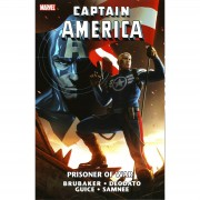 Diamond Comics Captain America: Prisoner of War – Paperback