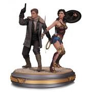 DC Wonder Woman Steve Trevor Statue