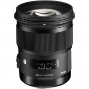 Sigma 50mm Obiectiv Foto DSLR F1.4 Art DG HSM pentru Nikon FX