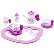 Hello Kitty Toy Tea Set