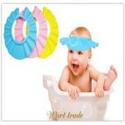 Sprchovacie klobúčik MODRÝ (AL)