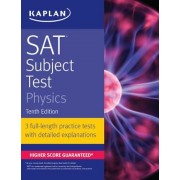 SAT Subject Test Physics, Paperback