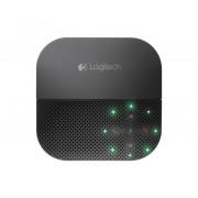 Logitech Altavoz manos libres logitech mobile speakerphone p710e para todos los dispositivos moviles
