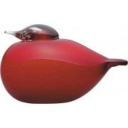 iittala Figurka Puffball Red Cranberry