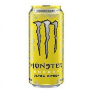 Monster Ultra Citron 0,5 L