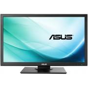 "Monitor IPS LED ASUS 23.8"" BE249QLB, Full HD (1920 x 1080), VGA, DVI-D, DisplayPort, 5 ms GTG, Boxe, Pivot, Flicker free, Low Blue Light, TUV certified (Negru)"