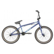 "Haro Freestyle BMX Cykel Haro Downtown DLX 20"" 2019 (Matte Blue)"