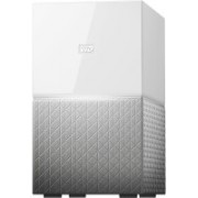 WD My Cloud Home Duo 16 TB External Hard Disk Drive with 16 TB Cloud Storage(Grey, External Power Required)