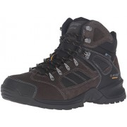 Hi-Tec Men s Mount Diablo Hiking Boot Dark Charcoal/Black/Grey 10 D(M) US
