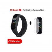 banda 4 Smart Miband gota de 4 corazón pulsera de Fitness Color pantalla Bluetooth 5,0 vengadores L