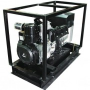 WAGT 400 LSDE Generator de sudura DC diesel 400 A , putere maxima la 400 V 10 kVA , curent sudura 400 A , motor Lombardini