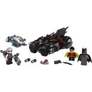LEGO Super Heroes 76118 Mr. Freeze Batmotoros csata