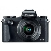 Aparat Foto Digital Canon PowerShot G1 X Mark III, Filmare Full HD, 24.2MP, Zoom optic 3x, Wi-Fi (Negru)