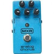 MXR M234 Analog Chorus Pedal w/Bonus Deluxe Dunlop DTC1 Tuner 7-10137-05004-4
