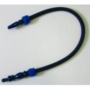 Top Mark S méretű, 90 cm nem mosható szívócső — kék