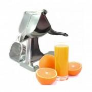 Saca Jugo Exprimidor Manual Acero Y Aluminio Jugo Naranja en Segundos