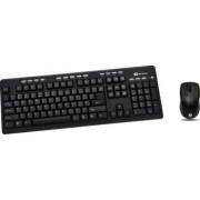 Kit Tastatura cu mouse Serioux 5500 USB Black