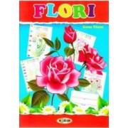 Flori mapa - Inesa Tautu