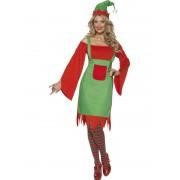 Costum Sexy Craciun Elf Femeie