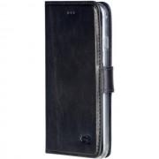Senza Pure Leather Wallet Apple iPhone 5/5S/SE Deep Black - Senza