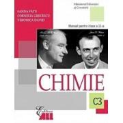 Chimie C3. Manual pentru clasa a XI-a/Sanda Fatu, Cornelia Grecescu, Veronica David
