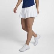 Jupe de tennis NikeCourt Victory pour Femme - Blanc
