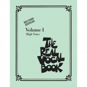 Hal Leonard The Real Vocal Book I High Voice