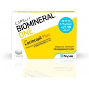 Meda Pharma Spa Biomineral One Lactocapil Plus 30 Tp