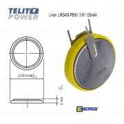 Li-Ion 3.6V 120mAh LIR2450-PEN3-A11137 EEMB