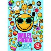 Around the world - Smiley friends