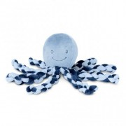 Nattou Lapidou Collection - Octopus Navy/Blue