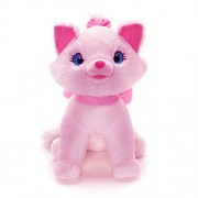 Cute Pink Cat Kitten Sitting Plush,Teddy Bear Stuffed Soft Toys Doll for Girls Kids Best Birthday Gift