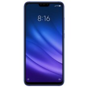 "Telefon Mobil Xiaomi Mi 8 Lite, Procesor Octa-Core 2.2GHz/1.8GHz, IPS LCD Capacitive touchscreen 6.26"", 4GB RAM, 64GB Flash, Camera Duala 12+5MP, Wi-Fi, 4G, Dual Sim, Android (Albastru) + Cartela SIM Orange PrePay, 6 euro credit, 6 GB internet 4G, 2,000 m"