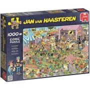 Jumbo Puzzel Jan Van Haasteren Popfestival (1000)