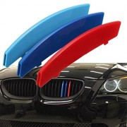 AST Works Set Front 2010 Buckle BMW Strip Series for 2004 Cover Car 5 3pcs Grille to E60
