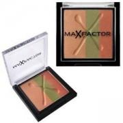 Палитра сенки за очи трио Max Factor, Max Effect Trio Eye Shadow, 02 Rainforest