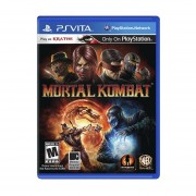 Mortal Kombat Komplete Edition PS Vita