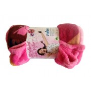Patura flausata fleece Disney-Soy Luna